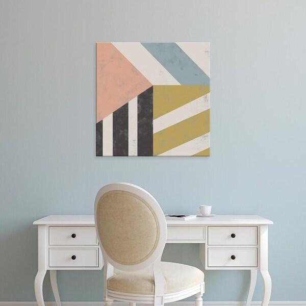 Easy Art Prints Chariklia Zarris's 'Stride II' Premium Canvas Art