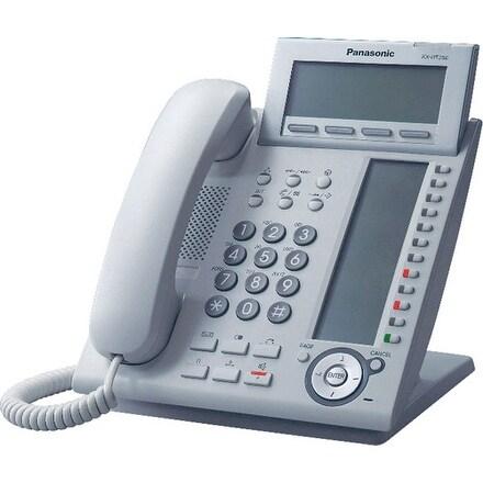 Panasonic KX-NT366W-R IP Phone 6-Line LCD w/ Backlight