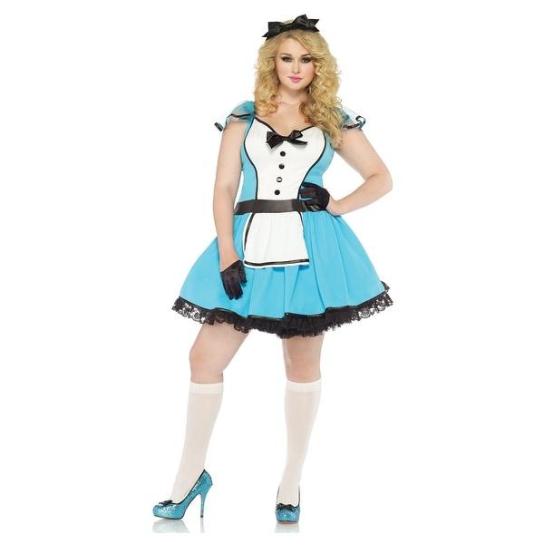 Storybook Alice Plus Size Costume