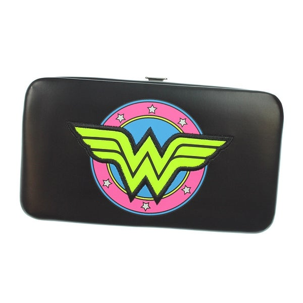 DC Comics Wonder Woman Phone Case Hinge Wallet Combo - One Size Fits most