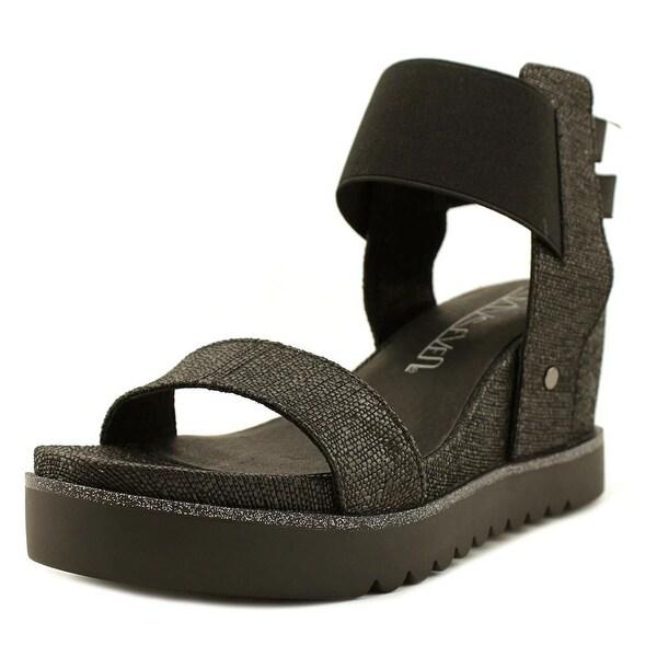 Sixtyseven 78732 Women Black Sandals