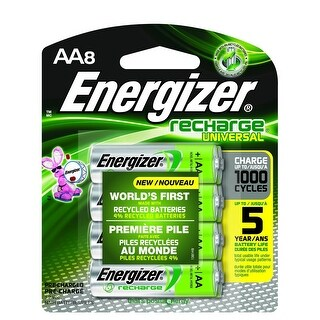 Energizer-Batteries - Unh15bp-8
