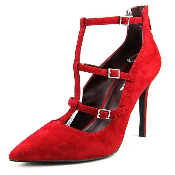 BCBGeneration Tamerra Women Pointed Toe Suede Heels