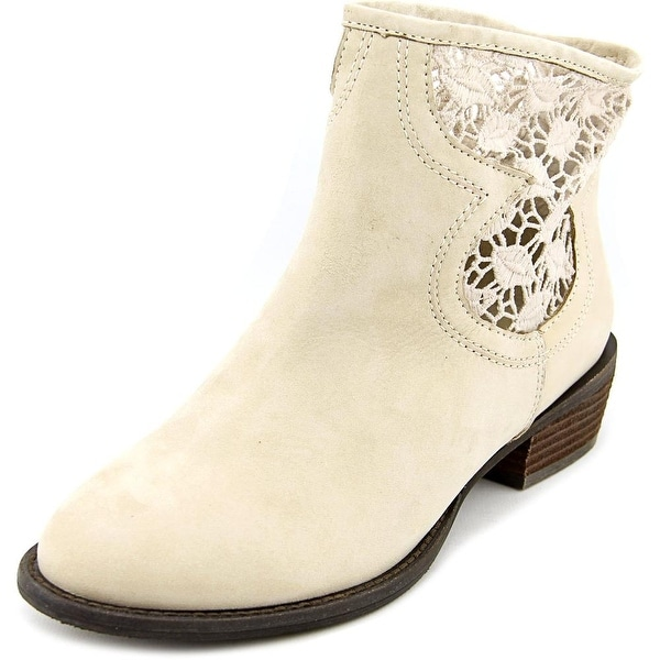 Very Volatile Stevie Women Ivory Boots