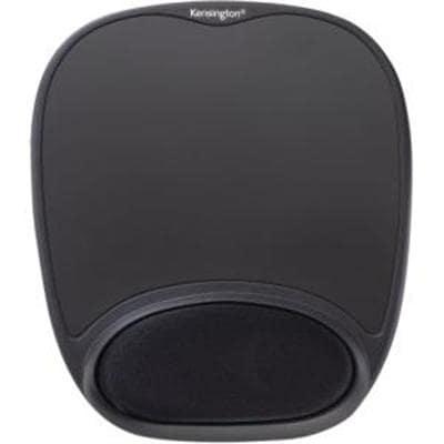Kensington Comfort Gel Mouse Pad With Wrist Rest - Black (K62386am)