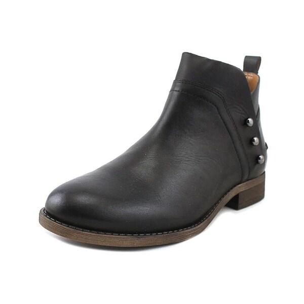 Franco Sarto Kelton Black Boots