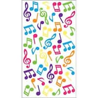 Music Notes - Sticko Sparkler Classic Stickers