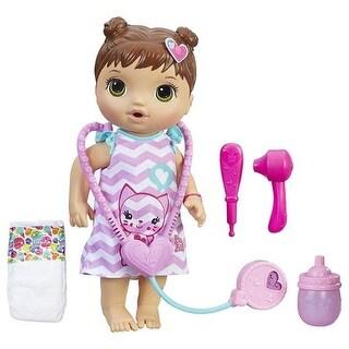 Hasbro Girls Baby Alive Better Now Bailey