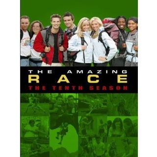 Amazing Race: Season 10 [DVD]