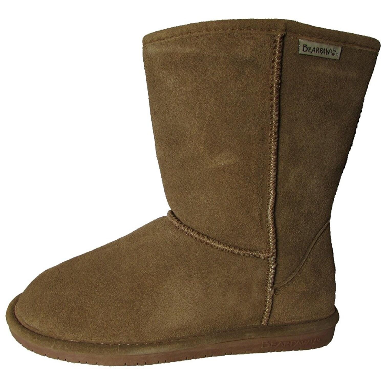 Bearpaw Women/'s Emma Mid-Calf Suede Boot