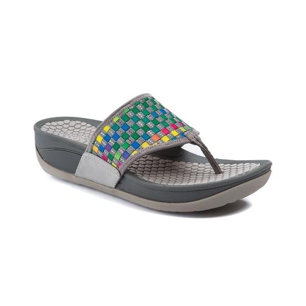 Baretraps Dasie Women's Sandals & Flip Flops Grey Bright Multi
