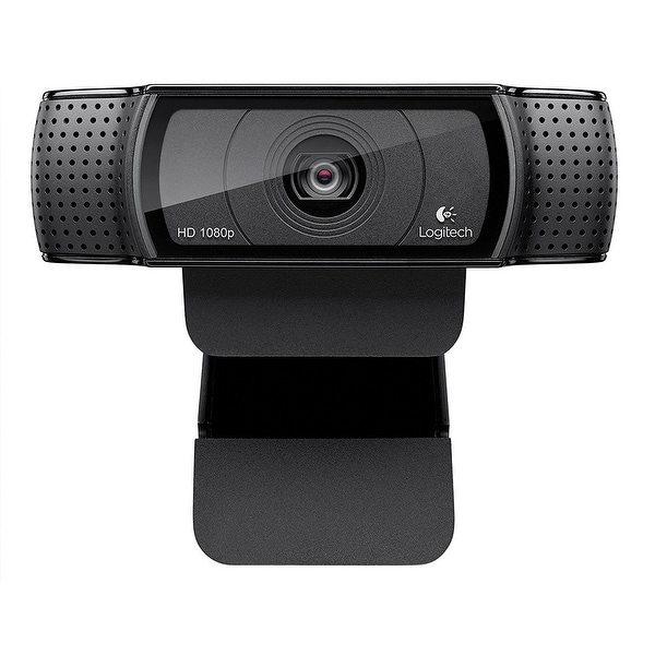 Logitech 960-000764 C920 Hd Pro 080P Widescreen Video Calling - Recording Webcam