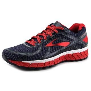 Brooks Adrenaline GTS 16 Men  Round Toe Synthetic Blue Running Shoe
