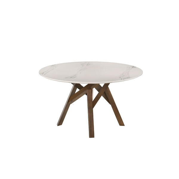 FLAIR dining table. Opens flyout.