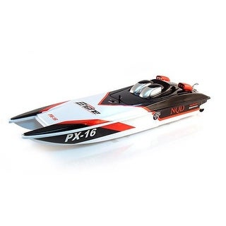 Azimport 32 in. Storm Engine PX-16 Radio Control Racing Boat Toy