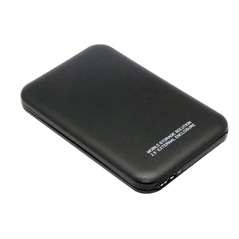 2.5 Inch 3TB USB 3.0 External Hard Drives Case Portable Desktop Mobile Hard Disk Case (Case Only)
