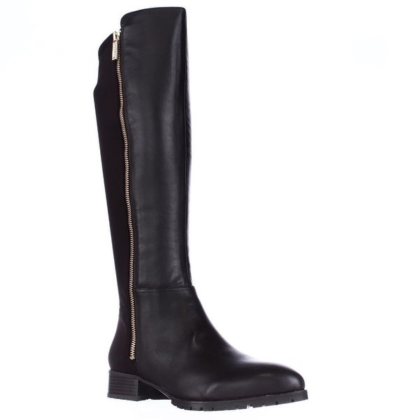 Nine West Legretto Knee-High Boots, Dark Brown