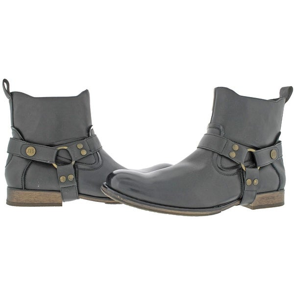 Ankle Boots Western Rustic