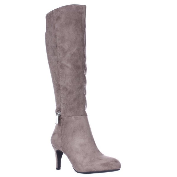 BCBGeneration Rigbie Knee High Dress Boots, Taupe - 6.5 us