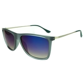 Mens New In Style Blue Shades Black Frame Brand New On Sale