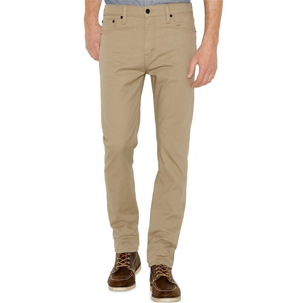 Levi's Mens 510 Slim Fit Jeans, beige, 36W x 30L - 36W x 30L. Opens flyout.