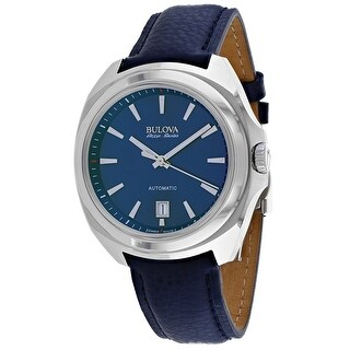 Bulova Men's Accu Blue Dial Watch