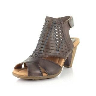 Libra - black soft leather