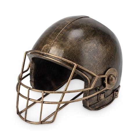 """Football Helmet Bottle Holder by Foster & Rye - 6"""" x 7"""""""