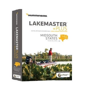 Lakemaster+ Maps, Great Plains