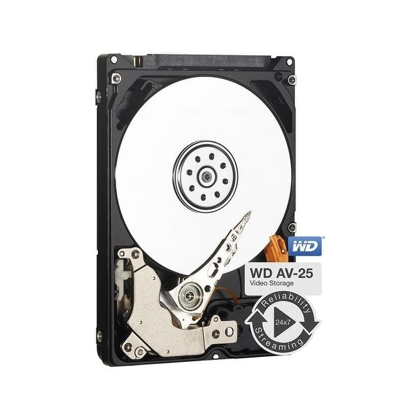 Western Digital Wd5000luct Av-25 500 Gb 2.5'' Hard Drive W/ 5400 Rpm Sata 3Gb/S