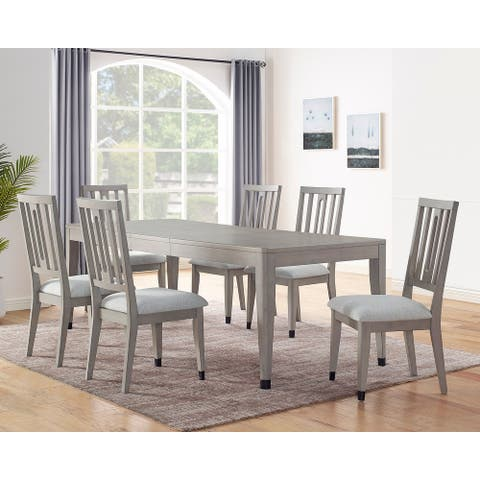 The Gray Barn Fairwood 7-Piece Dining Set