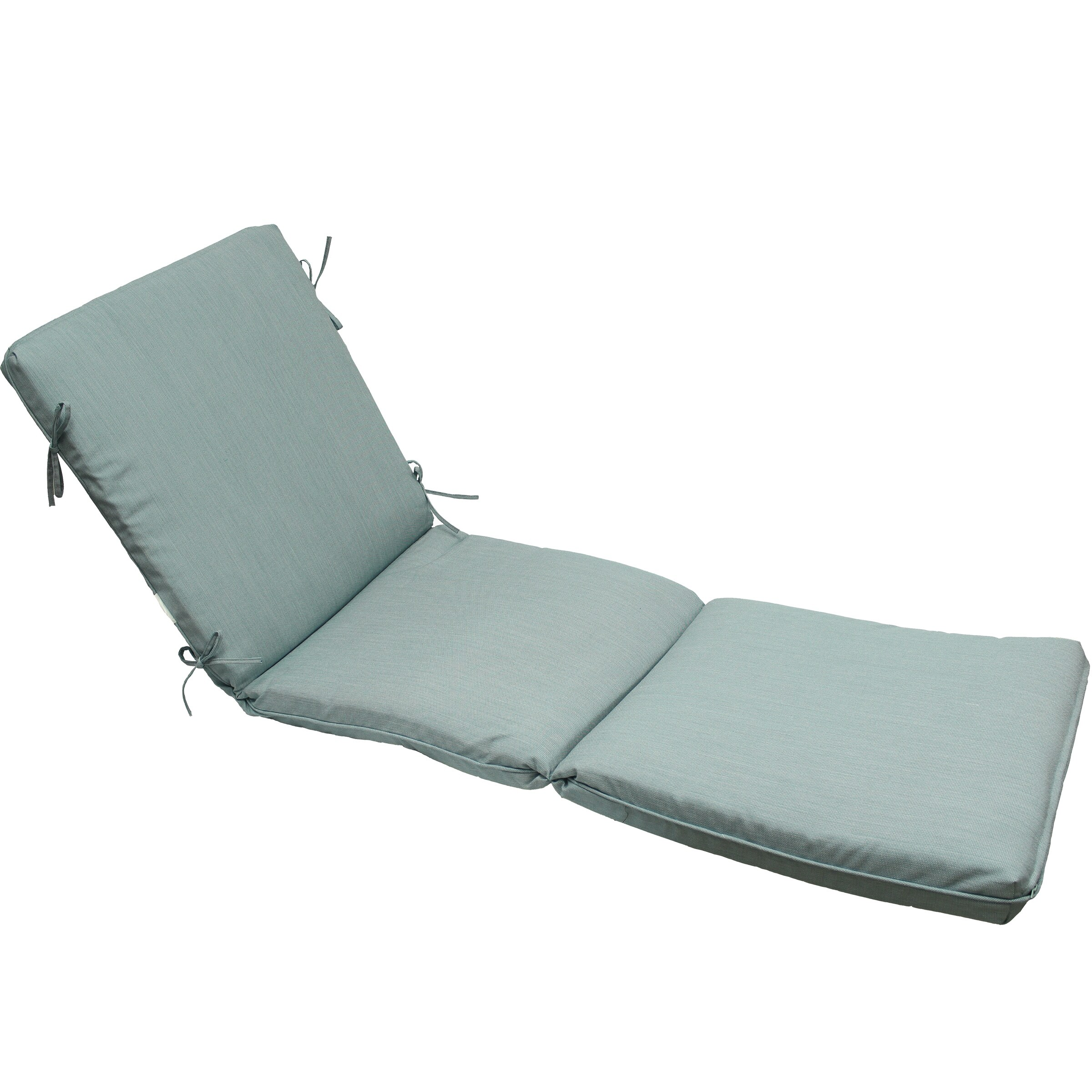 Picture of: Shop Suntastic Outdoor Indoor Chaise Lounge Chair Cushion Spa Overstock 32224626
