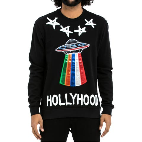 Hudson Mens Hollywood Pullover Sweater