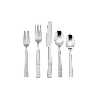 Cuisinart Cailyn Collection Stainless Steel Flatware Set, 45-Piece Set