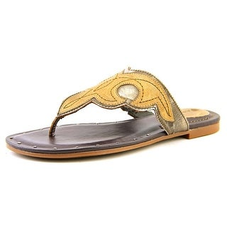 Ariat Mica Women Open Toe Leather Thong Sandal
