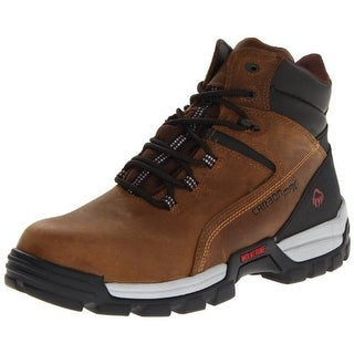 Wolverine Mens Tarmac Leather Composite Toe Work Boots
