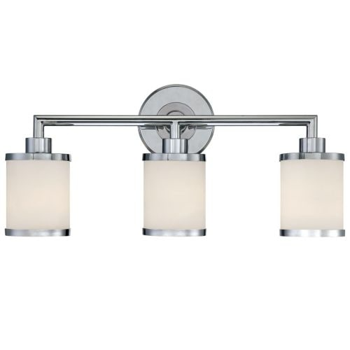 Genial Millennium Lighting 223 3 Light Bathroom Vanity Light   Chrome