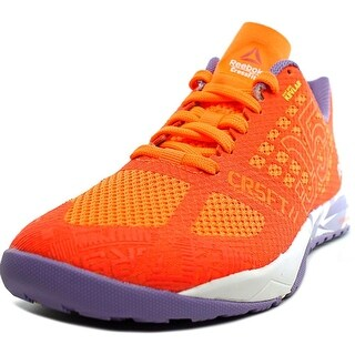 Reebok Crossfit Nano 5.0 Round Toe Synthetic Cross Training