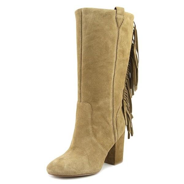 Nine West Jamanji Women Taupe Boots