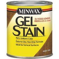 Minwax Aged Oak Gel Stain 66020 Unit: QT