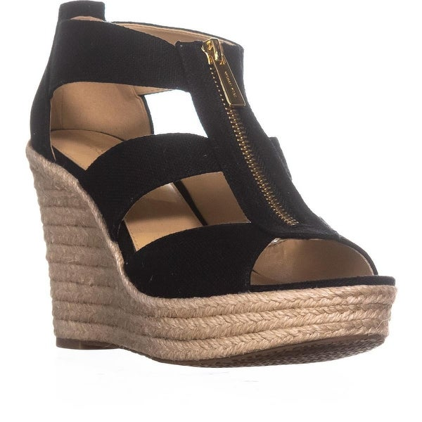 50bef05ec761 Shop MICHAEL Michael Kors Damita Wedge Espadrille Sandals