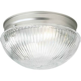 Forte Lighting 6036-01 Flushmount Ceiling Fixture from the Close to Ceiling Collection