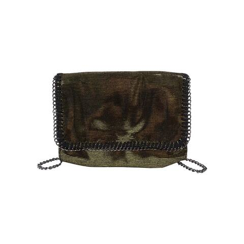 INC International Concepts Kadi Crossbody, Gold Exotic - Gold Exotic - One Size Fits Most