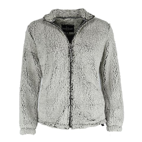 Boxercraft Women's Full Zip Sherpa Jacket