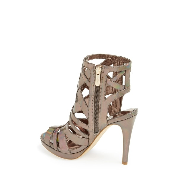 BCBGeneration Womens BG GARLEN Open Toe Casual Strappy Sandals - 9.5