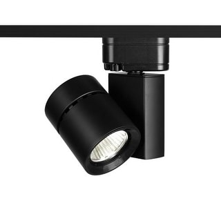 """WAC Lighting L-1035N-840 Exterminator II 5.25"""" Wide 4000K High Output LED Track Head for L -Track Systems - 25 Degree Beam"""