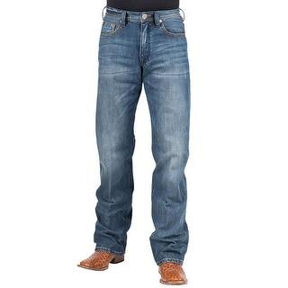 Stetson Western Denim Jeans Mens 1312 Modern Fit 11-004-1312-4055 BU