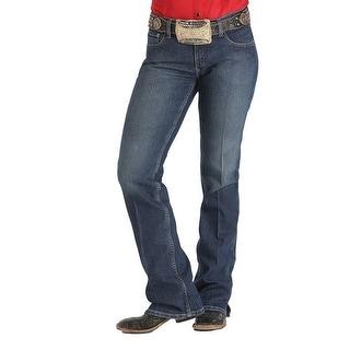 Cinch Western Denim Jeans Womens Kylie Georgia Stretch MJ80053071