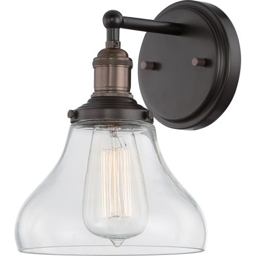 "Nuvo Lighting 60/5513 Single Light 9-3/4"" High Wall Sconce"