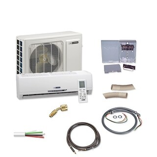 Blueridge 18,000 btu single zone high seer mini-split kit